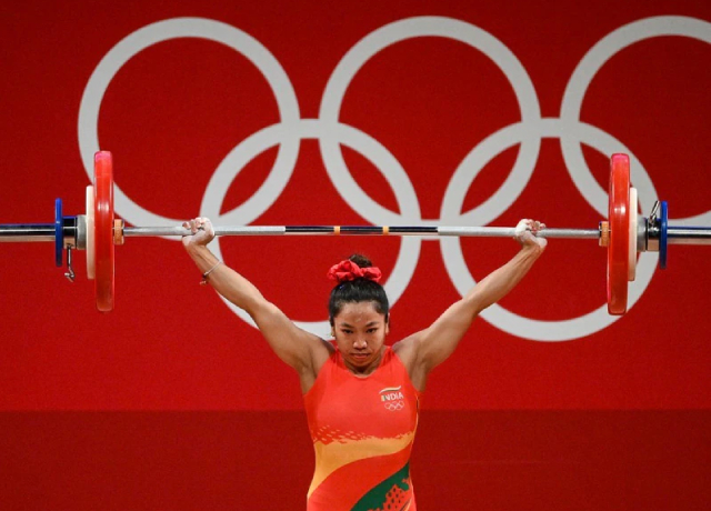 Tokyo Olympic 2020- A class VIII chapter changed the life of weightlifter Mirabai Chanu