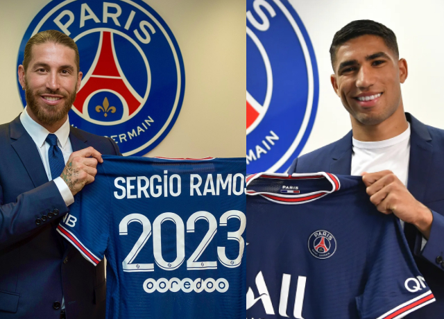 PSG is creating a super strong team for 2021/22 season
