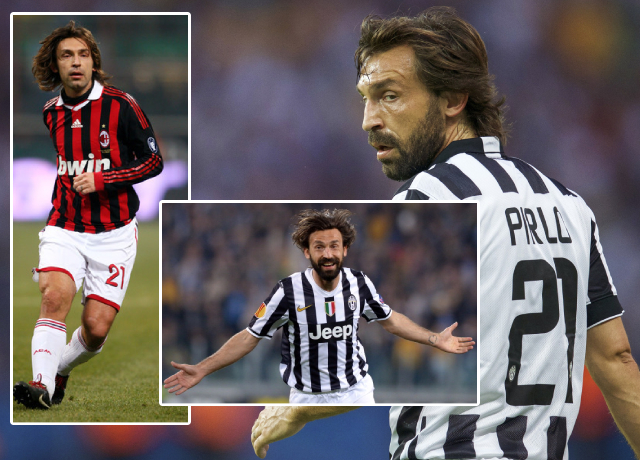 The untold story of Andrea Pirlo