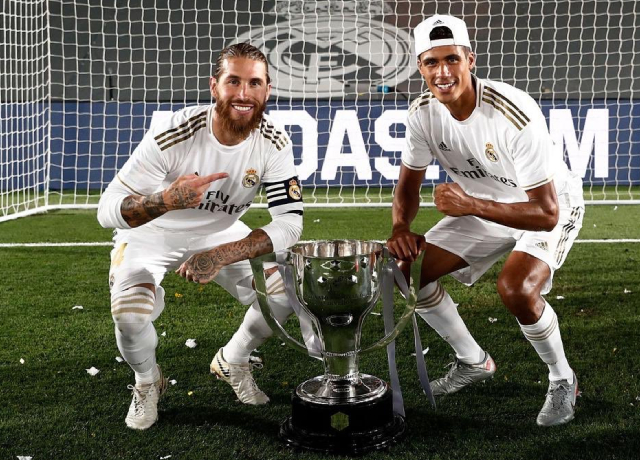 Real Madrid's long serving defending center-back duo officially gone forever