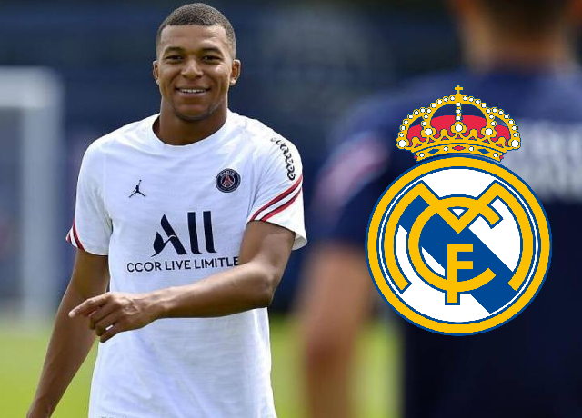 Will Kylian Mbappe join Real Madrid?