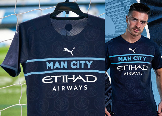 Manchester City's New Third Kit Is Probably The Worst Kit Ever Made