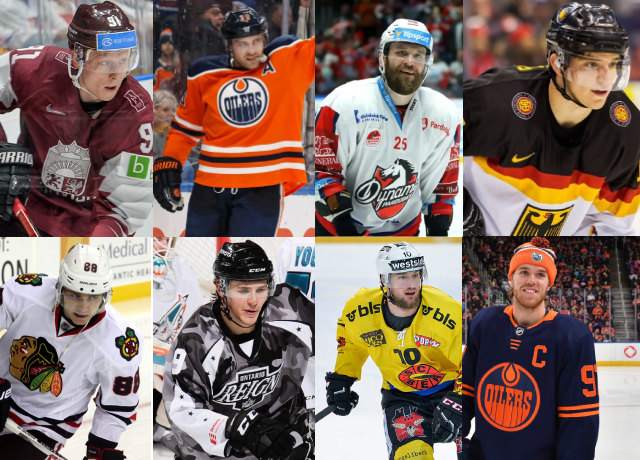 Top 10 Fastest Ice-Hockey Players At The Moment