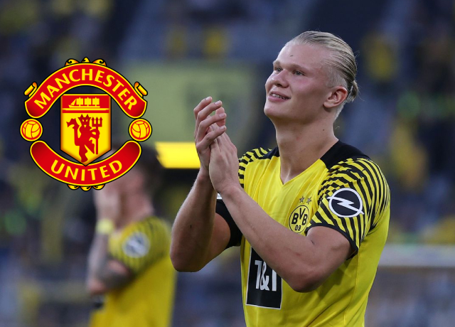 Manchester United To Sign Erling Haaland Next Summer