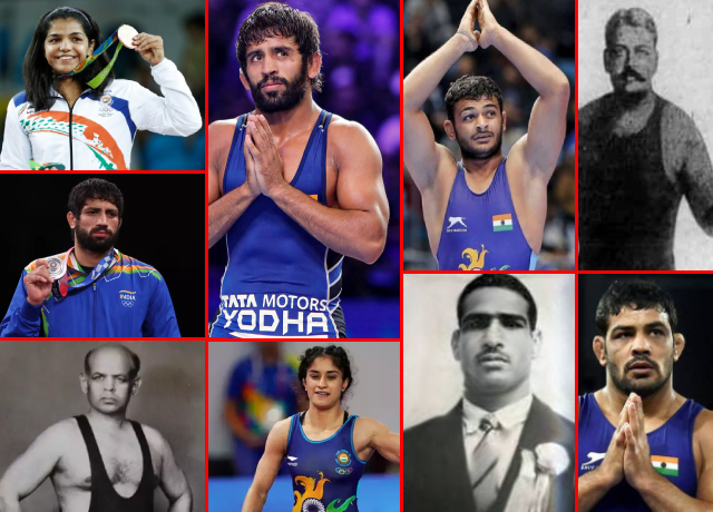 10 Greatest Indian Wrestlers Of All Time