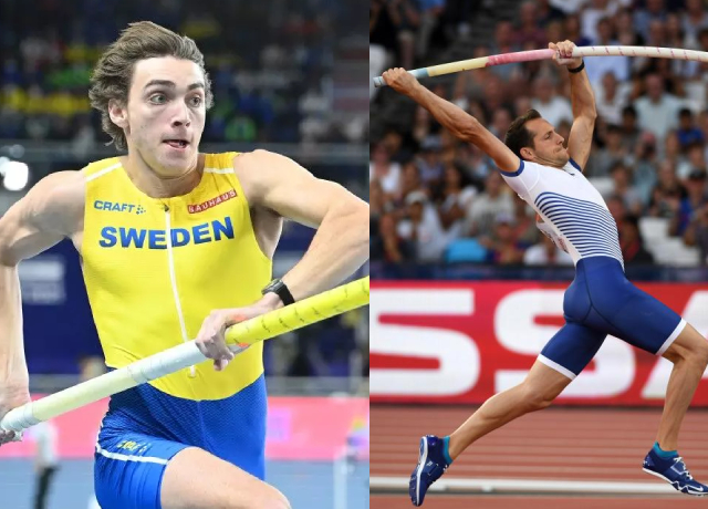 Top 10 Highest Pole-Vault Jump Record Holders In History
