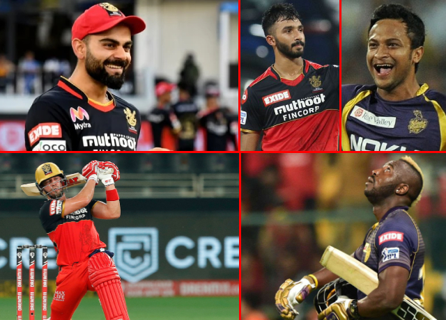 IPL 2021, RCB Vs KKR: 5 players to watch out for