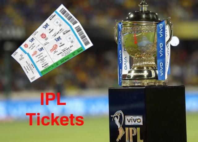 How to buy IPL 2021 tickets Online