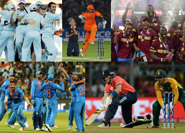 5 Memorable matches of T20 World Cup