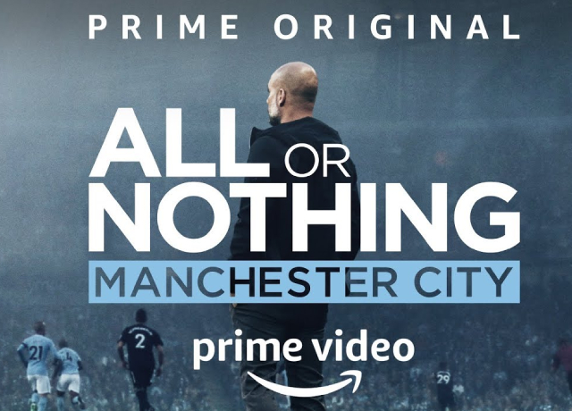 All or Nothing Manchester City – 2018