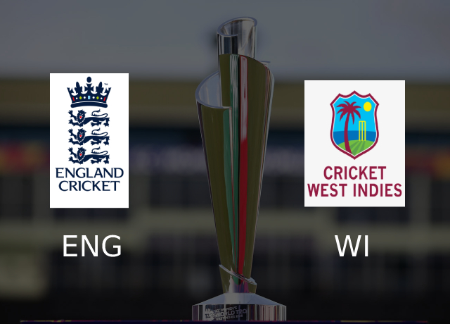 T20 World Cup 2021: ENG vs WI 14th match Live Streaming