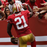 Gore and the Niners look to get have a convincing victory Sunday.