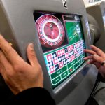 UK betting terminal