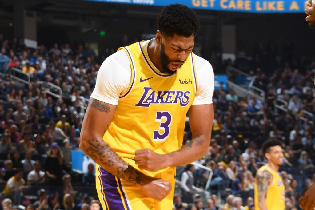 Lakers and NBA Odds