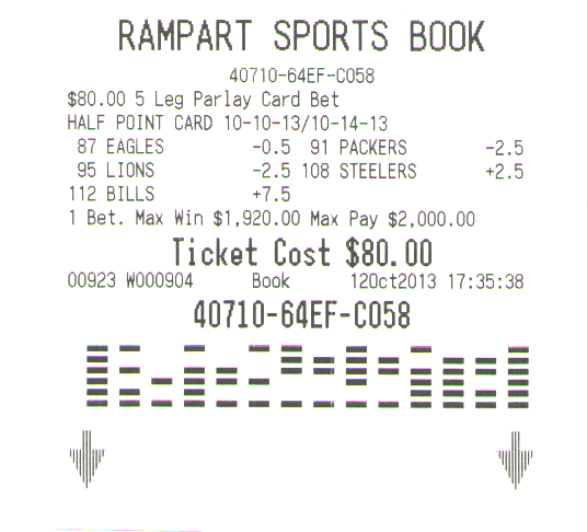 why not to bet a parlay