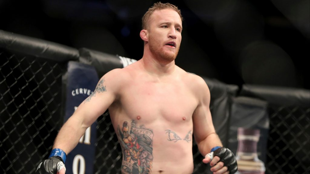 UFC 249 action report