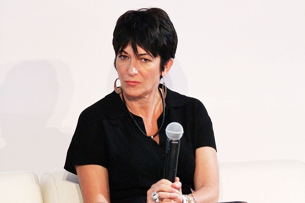 Odds that Ghislaine Maxwell won't make it to verdict