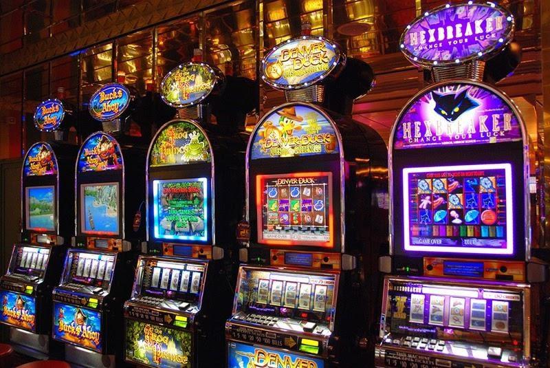 Online casino slots reviews