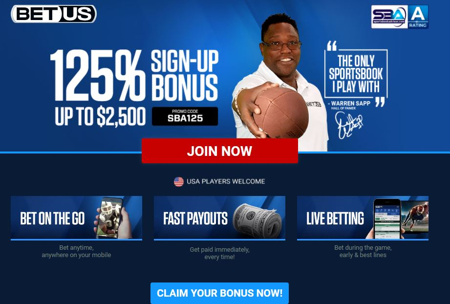 sports betting special