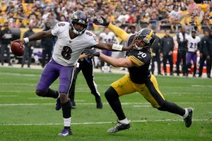 Ravens vs Steelers Thanksgiving Day Contest