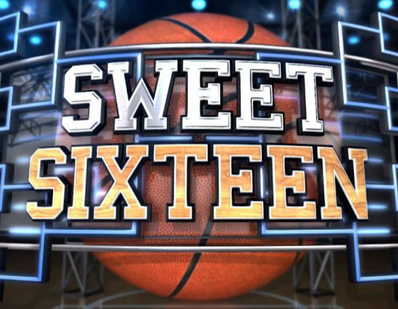 Sweet 16 Point Spreads