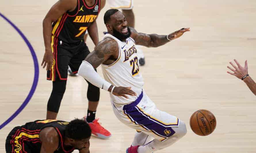 Lebron and his demise