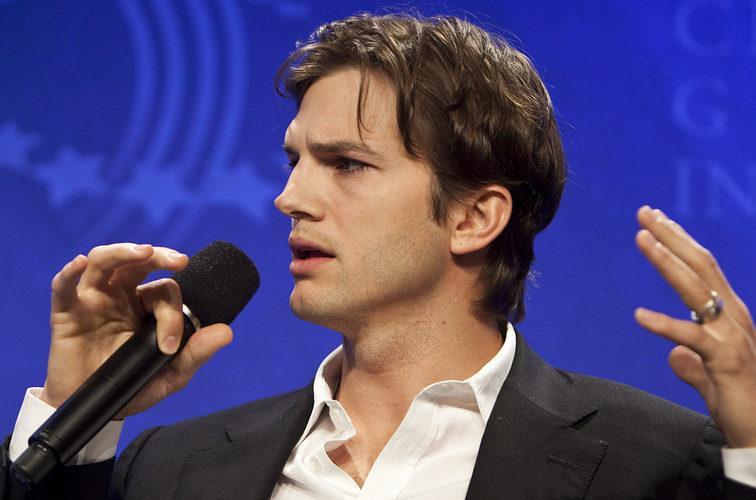 Aston Kutcher bets on sports