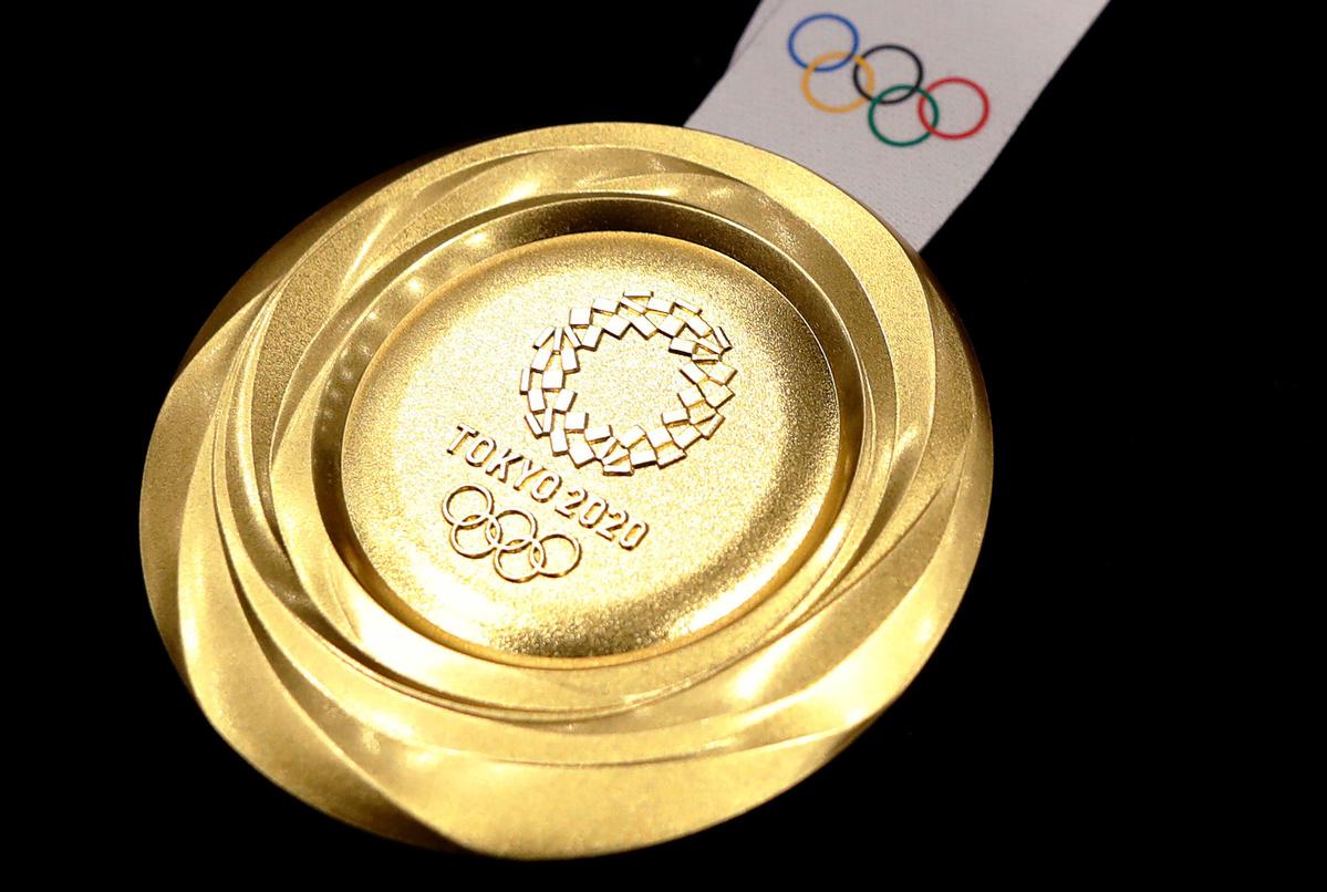 Total Over Under Gold Medals