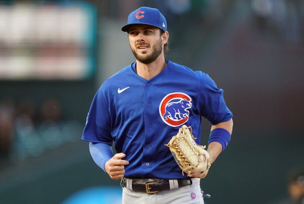 Cubs odds drop - Bryant to get traded?