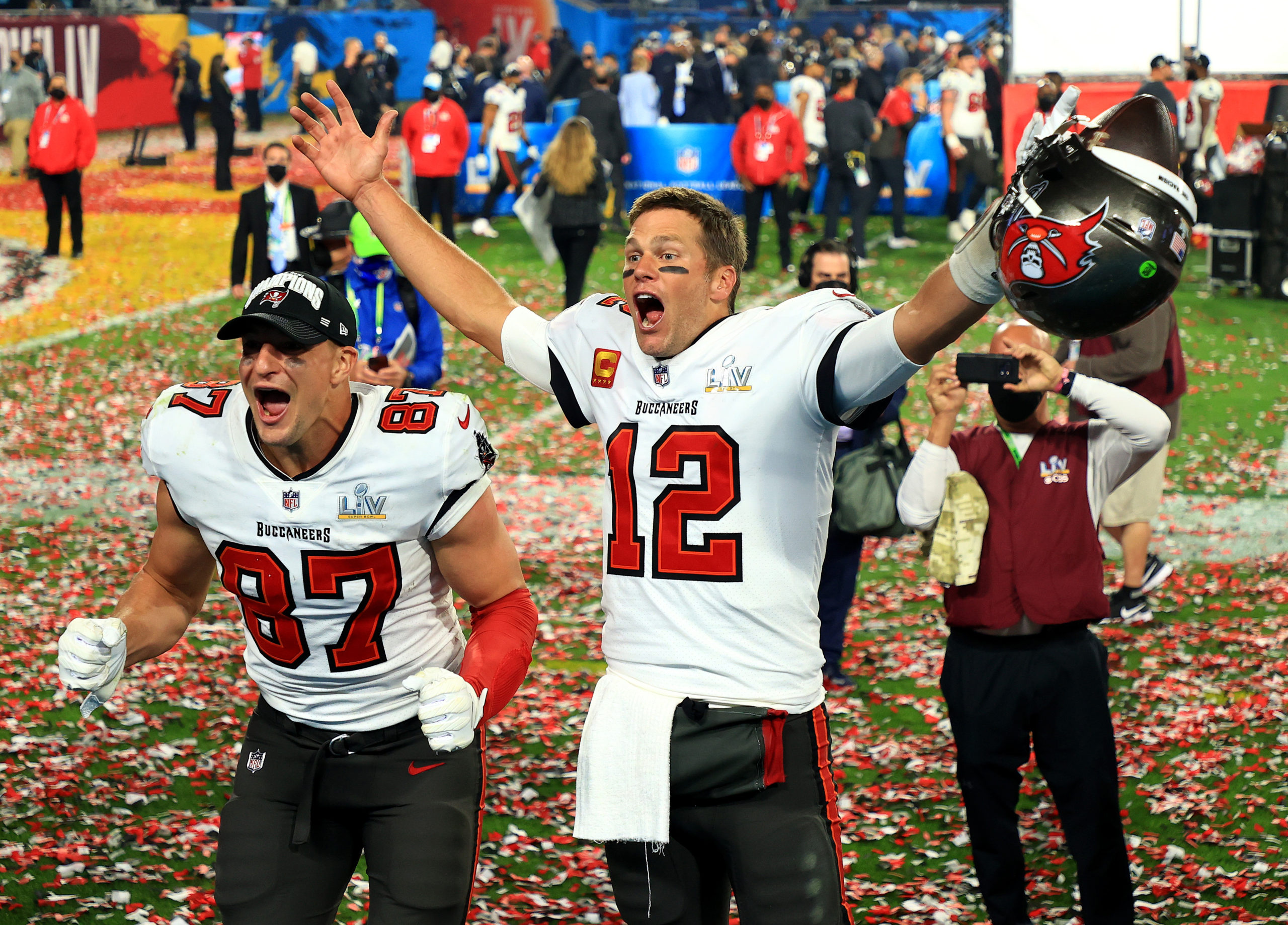 Odds of another super bowl for the Bucs repeat