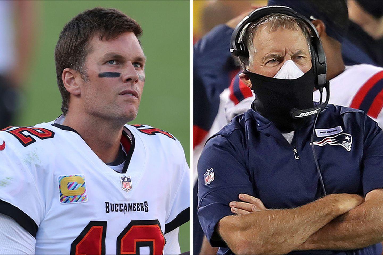 Brady vs Belichick Free Pick