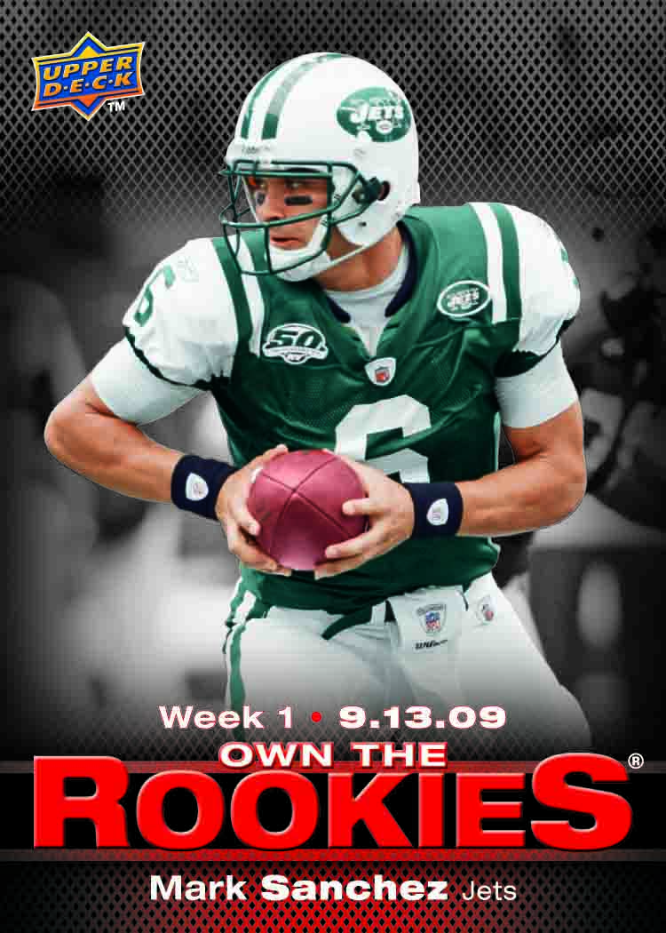 Upper Deck Offers New NFL Rookie Set Sports Card Forum Articles