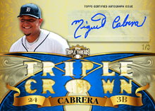 Pack Preview: 2013 Topps Triple Threads