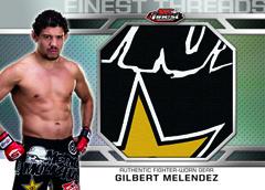 Video Recap: 2013 Topps Finest UFC