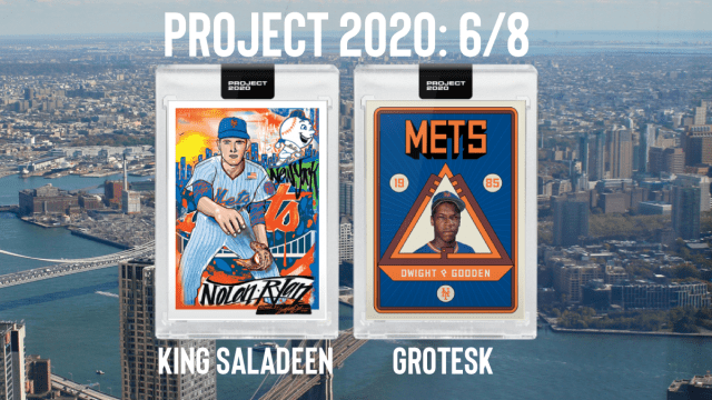 Topps Project 2020 for 6/8
