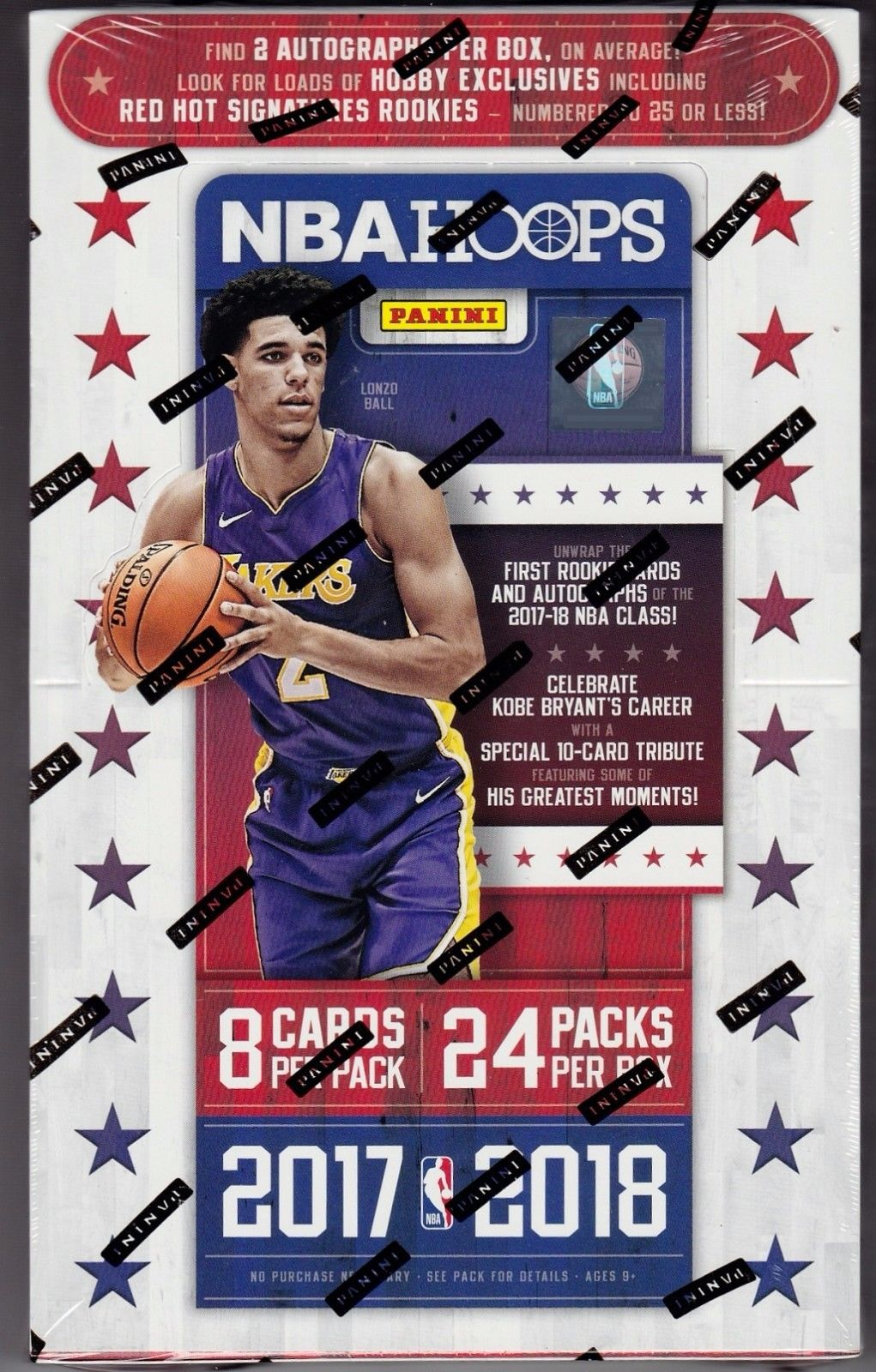 709bd09f2a55 2017-18 Panini NBA Hoops Basketball Checklist - Sports Card Radio