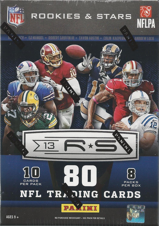 Contest: Win a 2013 Panini NFL Rookies  Stars Box  Sports Card Radio