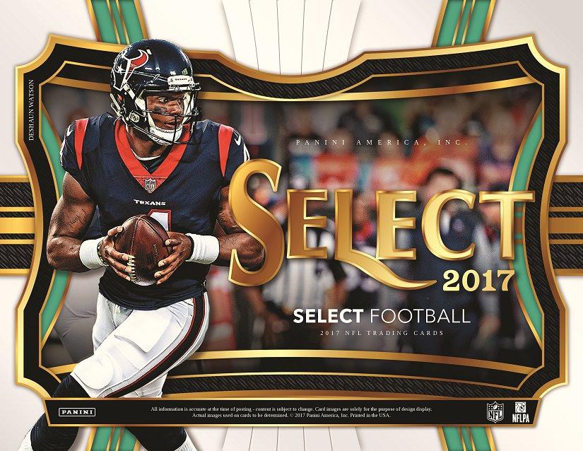 368e9d67a1c 2017 Panini Select Football Checklist - Sports Card Radio
