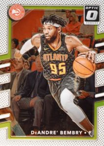 e6a5cff34bd4 2017 18 Panini Donruss Optic Basketball Checklist - Sports Card Radio