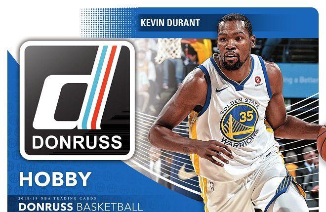 840db71a8 2018 19 Panini Donruss Basketball Checklist - Sports Card Radio