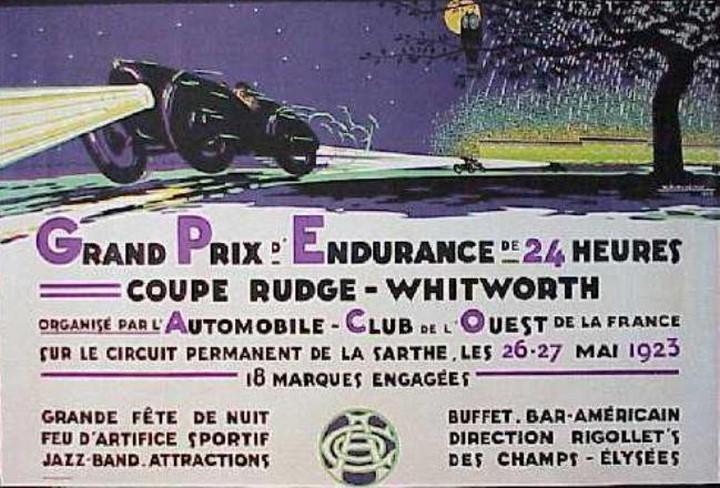 sportscar worldwide posters