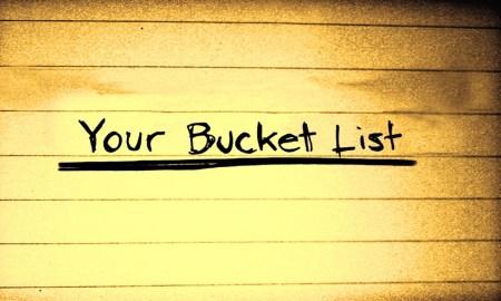 broadcast bucket list