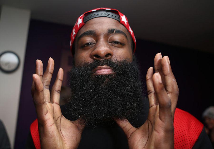 How Long Has James Harden Had His Beard?