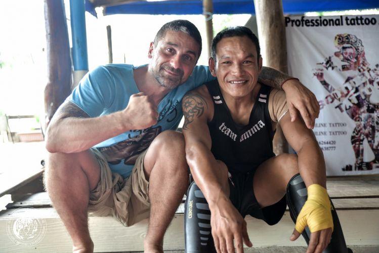 Muay Thai Camp Hlukin KYN