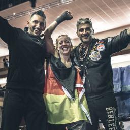 Feiertag der Deutschen Einheit, Deutschland, weltmeisterin, WKU 2017, Ireland, Kickboxen