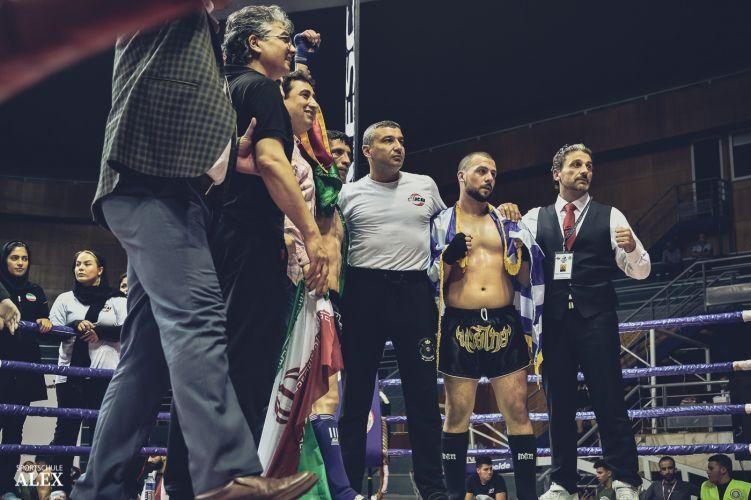 Sportschule Alex @ WKU Open Asian Championship 2018 Beirut, Lebanon