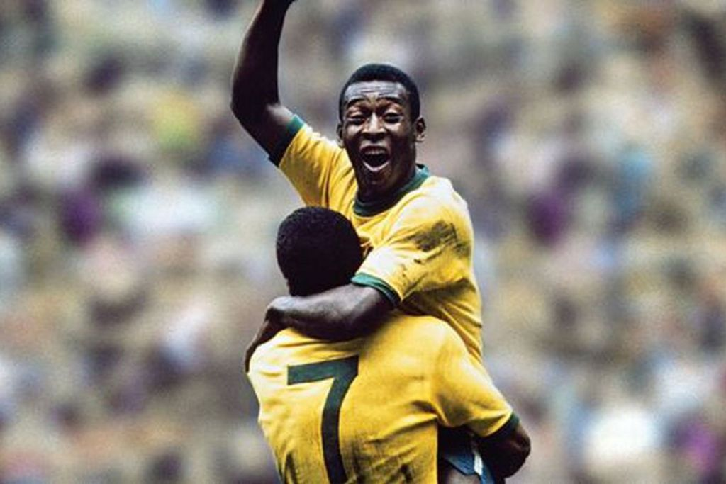 On this day, June 29, 1958, Brazilian legend Pele lifts Brazil to victory in the World cup final. Pele became the youngest player to score in a world cup