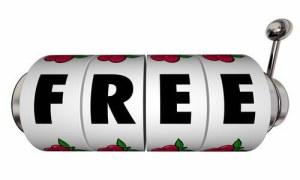 無料ゲームのスロット