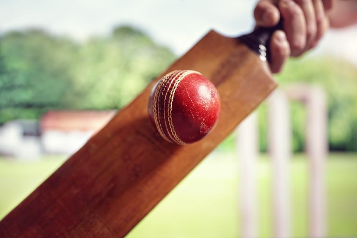 Cricket gear sponsorship