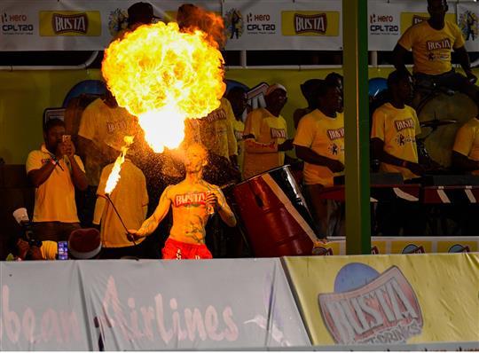 Trinbago Knight Riders v Tridents - Hero Caribbean Premier League (CPL) – Match 3